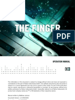 The Finger Manual