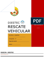 Rescate Vehicular MP 2016
