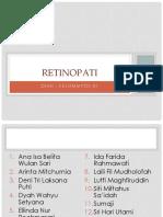 retinopati