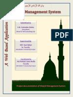 Final Document Masjid Management System