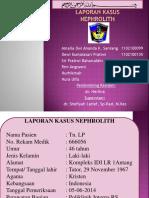 Lapsus Ppt Nephrolith