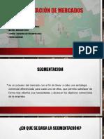 Tema 3 - Segmentación