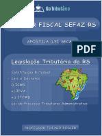 Apostila Legislação Seca RS