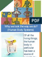 Human Body System 2018