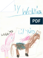 """""""My Webkins"""" by Lil'kins.  The Diary of a Stuffed Animal Owner, Liliana, six years old."""