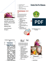Leaflet Pifit