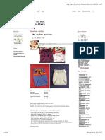 Nappy Pattern - Punk Rock Knitters