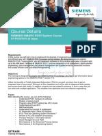 13 Brochure Course PCS7SYS Course