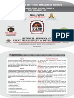 National Academy of Event Management And Development - NAEMD