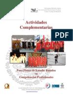 procedimiento actividades complementarias TEC2