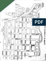 Mapa La Candelaria Bogotá