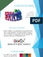 Animación Sociocultural Diapositiva