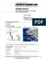NDRRMC Update Sitrep No. 01-17 Oct 2010-6pm