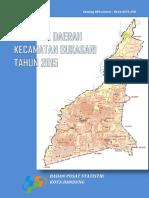 250 Statistik Daerah Kecamatan Sukasari 2015