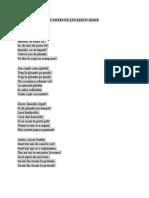 Cantecul Lui Iancu Jianu