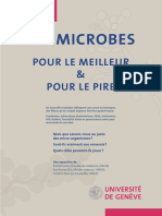 Brochure Microbes