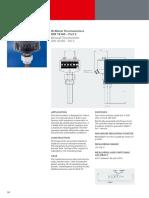 Bimetall Thermometer DIN 16160 - Teil 2