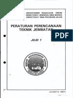 [cvl]-BMS Bridge Design Code Vol 1.pdf