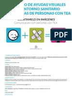 Cuaderno de Ayudas Visuales Familias Autismo