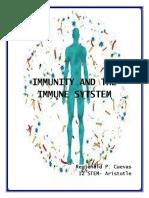 Immunity and the Immune Sytstem