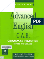 Advanced English CAE Gramma_NoRestriction