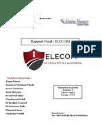 Rapport Final ELECOM 1