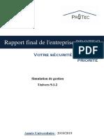 Rapport Final Protec