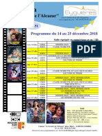 Programme Cinéma 50-51