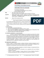 Informe Taller - Ciudadnia Activa2018