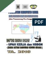 Hsbgn Gowa 2018 Triwulan IV 2017