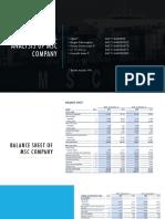 Group 9 Financial Analysis MSC
