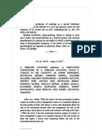 A. Soriano Aviation v. Employees Association of a. Soriano Aviation