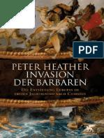 Invasion der Barbaren · Die Entstehung Europas im ersten Jahrtausend nach Christus.epub
