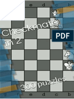 Checkmate in 2 - 300 Puzzles (Aleksandar Trailovic)