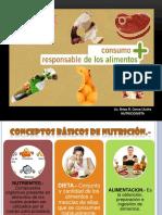 consumo responsable de alimentos
