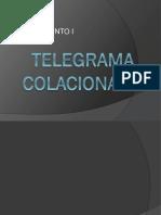 TELEGRAMA COLACIONADO