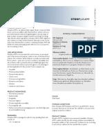 Stonplus AM9 Product Data