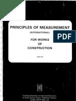 Principles of Measurement International)