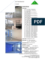 Details of Office-Commercial-Residential in Buendia