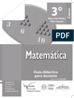 Matematica Guia 3