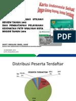 Materi Ur Fktp Kota Bogor 2015