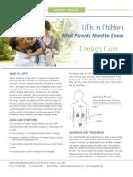 UTIs in Children