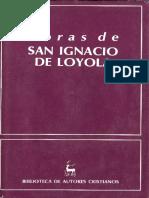 Obras de San Ignacio de Loyola.bac