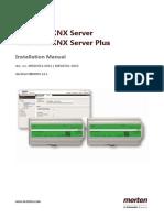 Handbook M KNXServer KNXServerPlus ADMIN En