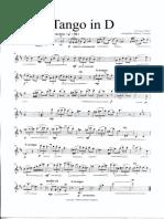 Tango in D, Albeniz