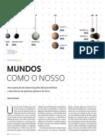 Astrofísica - Mundos Como o Nosso
