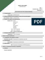 data sheet graxa SAPPHIRE AQUA 2