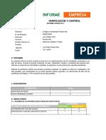 I. Tecnico VyC 2 SPACHS 2018- Colegio El Sembrador
