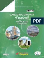 Upstr b2 Test Booklet