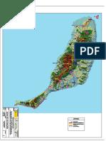 Mapa Red de Senderos